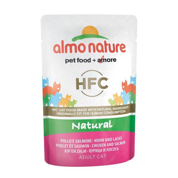 Almo Nature HFC Nature Huhn und Lachs