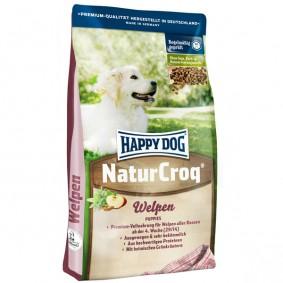 Groß Schacksdorf-Simmersdorf Angebote Interquell Happy Dog NaturCroq für Welpen - 4kg