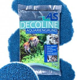 AS Decoline Aquarienkies blau 5 kg
