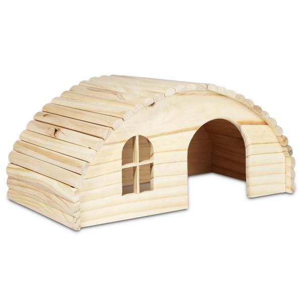 Trixie Rundes Holzhaus für Kaninchen 61273