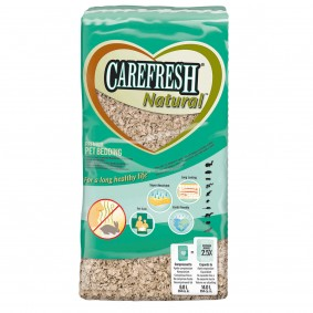 Chipsi Carefresh Cellulose-Naturfaserstreu Natural 14l
