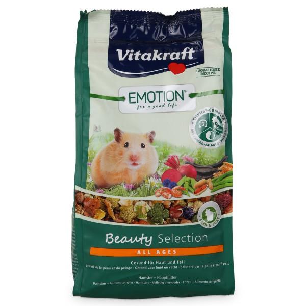 Vitakraft Emotion Beauty Selection Hamster 600g