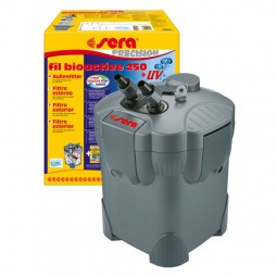 sera fil bioactive 250 + UV vnější filtr