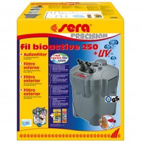 sera fil bioactive 250 + UV Außenfilter
