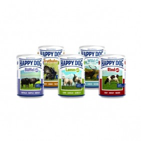 Happy Dog Fleisch Pur 10x200g