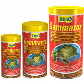 Tetra Gammarus - Aliment naturel pour tortues