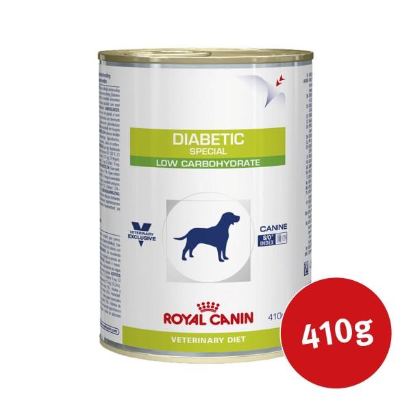 Royal Canin Vet Diet Nassfutter Diabetic Special Low Carbohydrate - 410g jetztbilligerkaufen