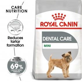 ROYAL CANIN DENTAL CARE MINI Trockenfutter für kleine Hunde mit empfindlichen Zähnen