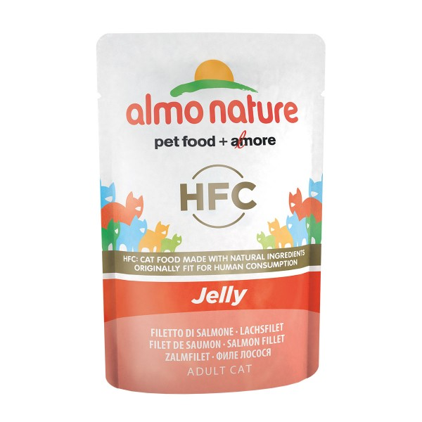 Almo Nature HFC in Jelly Lachs