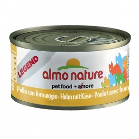 Almo Nature Legend Cat Megapack Huhn mit Käse