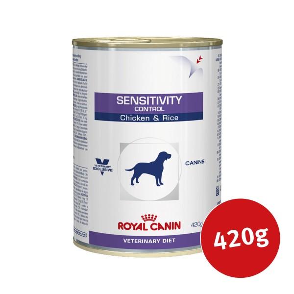 Royal Canin Vet Diet Nassfutter Sensitivity Control Chicken