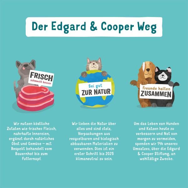 Edgard & Cooper Frischer norwegischer Lachs