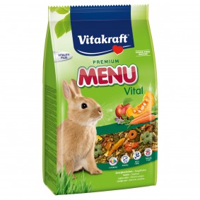 Vitakraft Menü Vital Zwergkaninchen  3kg