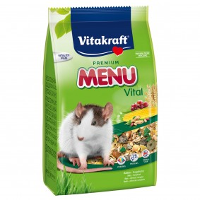 Vitakraft Premium Menü Vital für Ratten 1kg