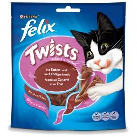 Felix Twists mit Enten- & Lebergeschmack 50g
