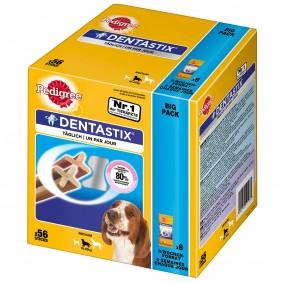 Pedigree DentaStix für mittelgroße Hunde 56er Multipack