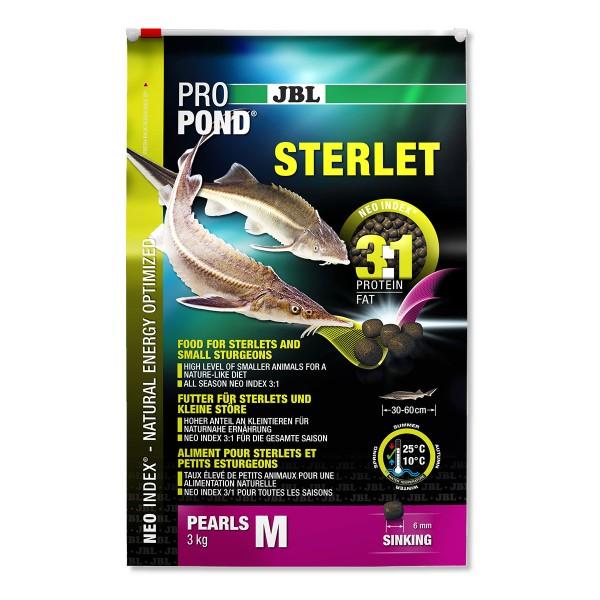 JBL ProPond Sterlet Alleinfutter für Sterlets