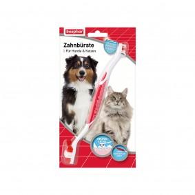 beaphar kartáček na zuby pro psy akočky