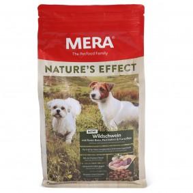 MERA Nature's Effect Trockenfutter Mini Wildschwein