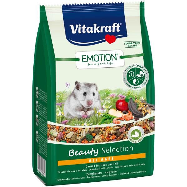 Vitakraft Emotion Beauty Selection Zwerghamster 300g