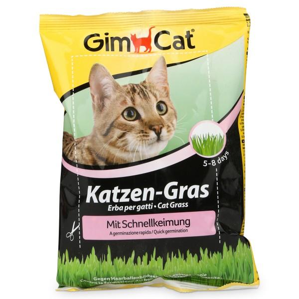 GimCat Katzengras im Schnellkeimbeutel
