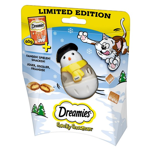Dreamies Snowman
