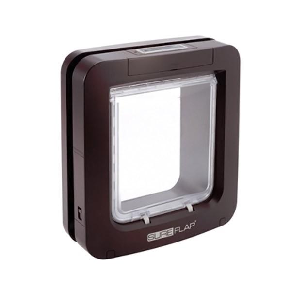sureflap microchipgesteuerte haustierklappe hundeklappe chip. Black Bedroom Furniture Sets. Home Design Ideas