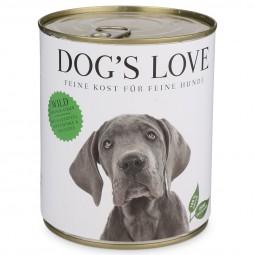 Dog's Love Nassfutter Classic Wild mit Kartoffel, Zwetschge & Sellerie