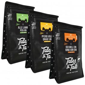 Tales & Tails Snack Mix Paket 3x90g