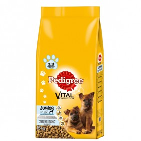 Pedigree Vital Junior Maxi Huhn & Reis 15kg