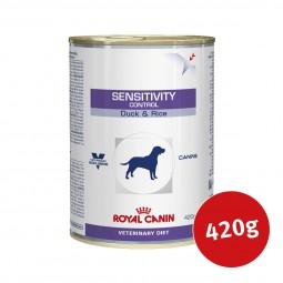 Royal Canin Vet Diet Nassfutter Sensitivity Control Duck