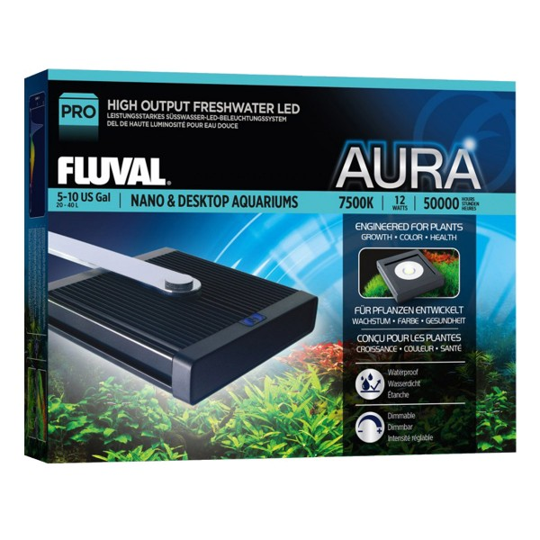 Fluval AURA Fresh and Plant Nano LED