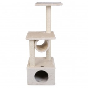 Europet-Bernina Eco-Rodo Arbre à chat avec griffoir beige