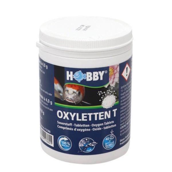 Hobby Sauerstofftabs Oxyletten Teich