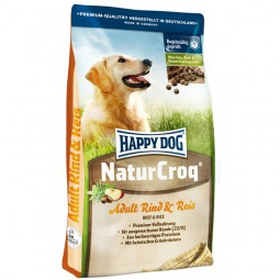 Interquell Happy Dog Natur-Croq