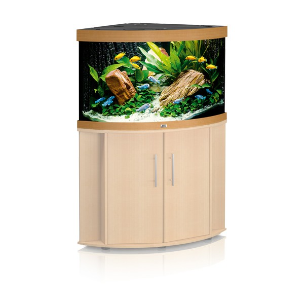 Trigon 190 Aquarium ohne Schrank - Buche