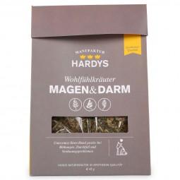 Hardys Nahrungsergänzung Wohlfühlkräuter Magen & Darm 45g