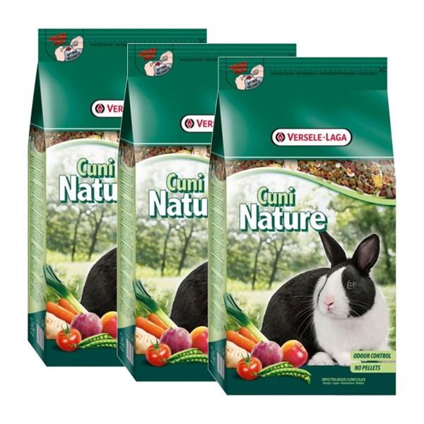 Versele Laga Kaninchenfutter Premium Cuni Nature 3x10kg