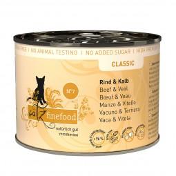catz finefood - No. 7 Rind & Kalb