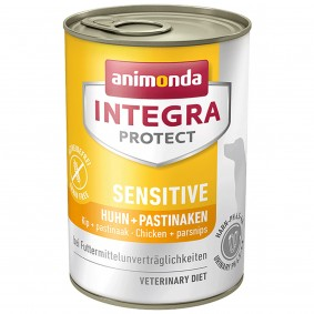 Animonda Integra Protect Hundefutter Adult Sensitive Huhn und Pastinaken