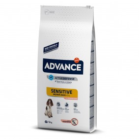 Advance Hundefutter Sensitive Lachs und Reis