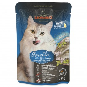 Leonardo Finest Selection Forelle & Minze