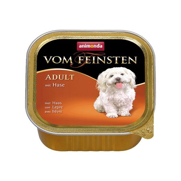 Animonda Hundefutter Vom Feinsten Adult mit Has...