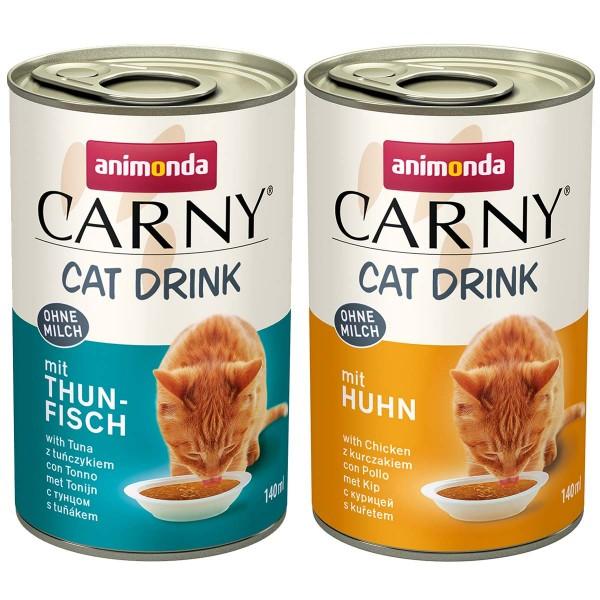 animonda Carny Adult Cat Drink Mixpack
