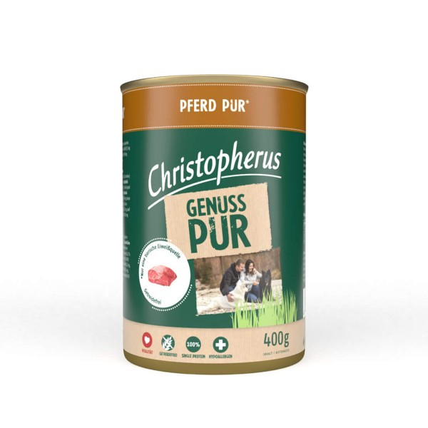 Christopherus Pur – Pferd