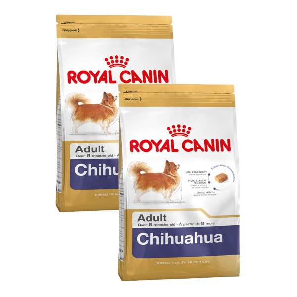 Royal Canin Chihuahua Adult - Sparpaket: 2x3kg