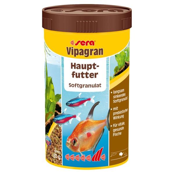 Sera vipagran Hauptfutter - 250ml