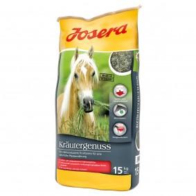 Josera Pferdefutter Kräutergenuss 15kg