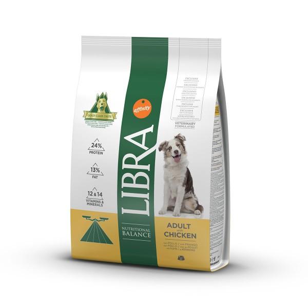 Libra Hundefutter Adult Huhn - 3kg
