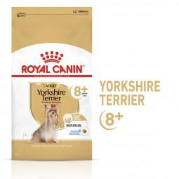 ROYAL CANIN Yorkshire Terrier 8+ Trockenfutter für ältere Hunde